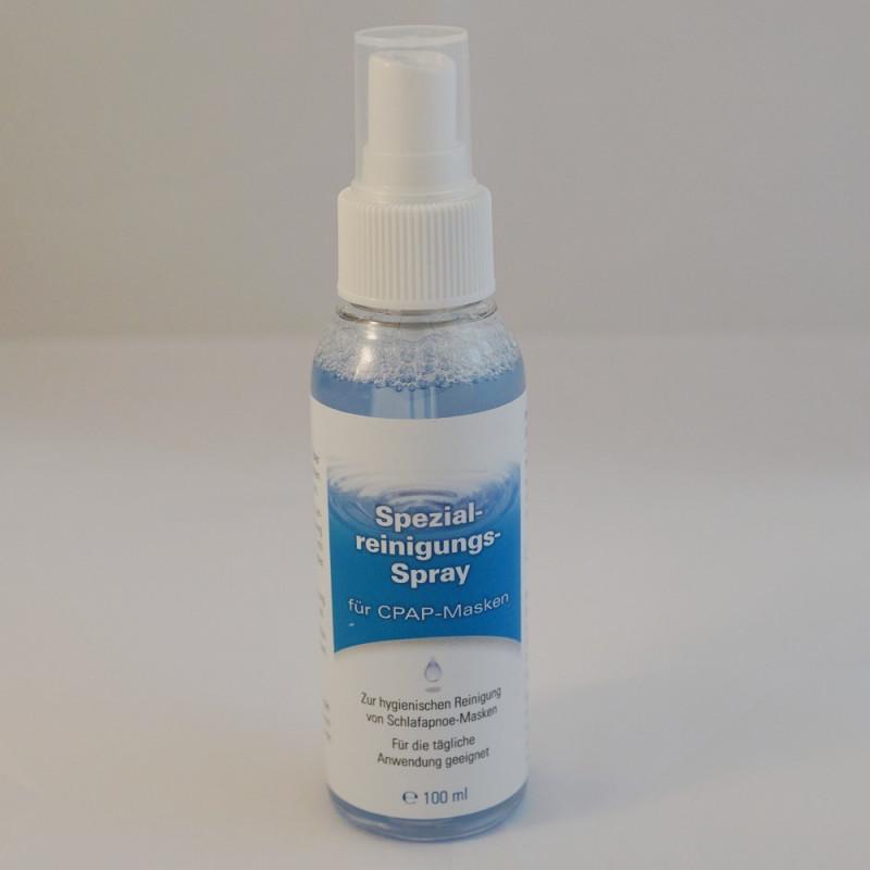 Spezialreinigungs-Spray für CPAP-Masken 100ml